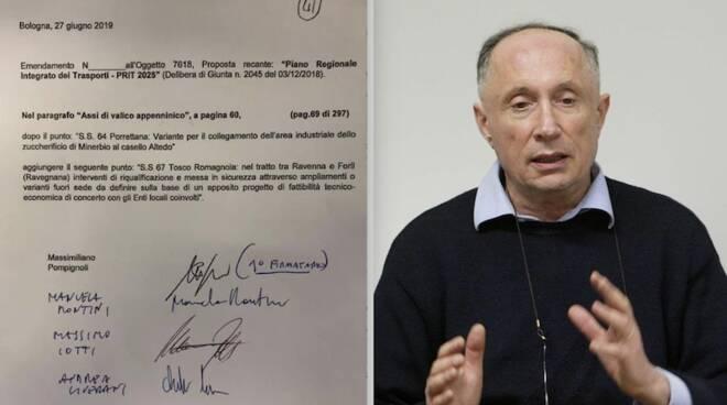 """Alvaro Ancisi e il """"famoso"""" emendamento Pompignoli"""
