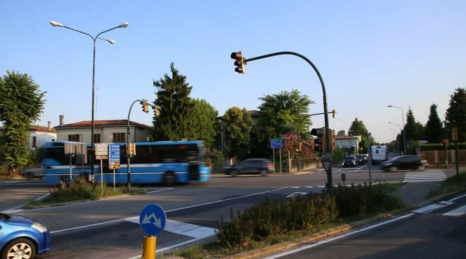 Via boncellino - semaforo