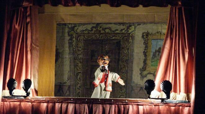 burattini - teatro del drago