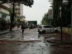 cervia - risolta situazione acqua alta - maltempo  15 luglio