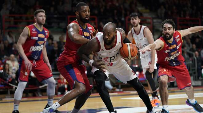 Charles Thomas basket orasì 2019