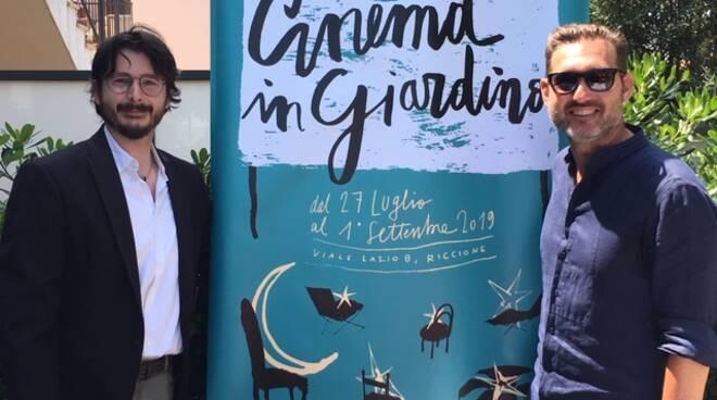cinema in giardino riccione