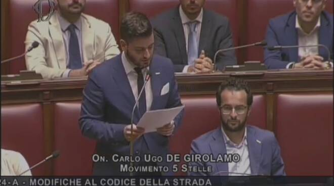 De Girolamo Carlo Ugo - M5S Forlì