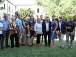 delegazione kazaka in visita al mic di faenza