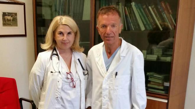 Dott. Ivana Valenti Gabriele Zanotti ospedale Lugo