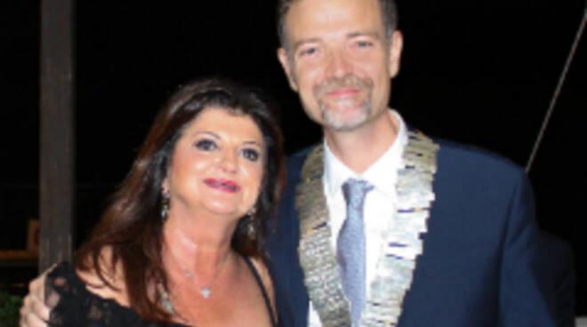 Ester Castagnoli e Alessio Avenanti