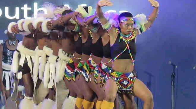 gruppo di incontri in Sudafrica
