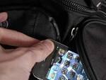furto cellulare borsa