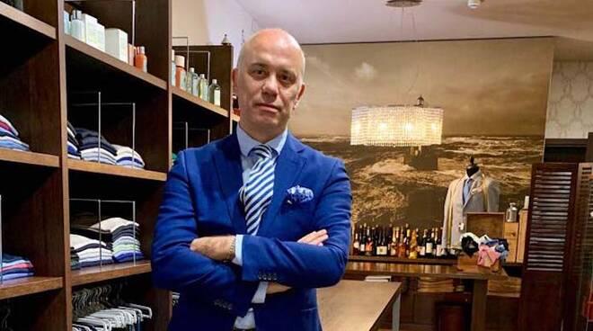 Giammaria Zanzini, vicepresidente regionale e consigliere nazionale di Federmoda