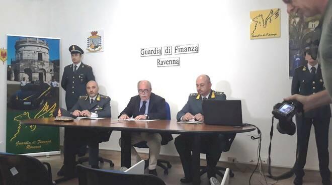 GuardiadiFinanza_OperazioneRavennaTicket_NovamusaLuglio2019_ConferenzaStampa