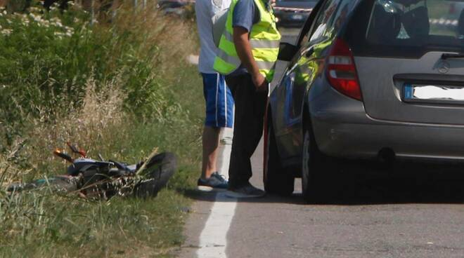 incidente mortale montaletto 21 07 2019