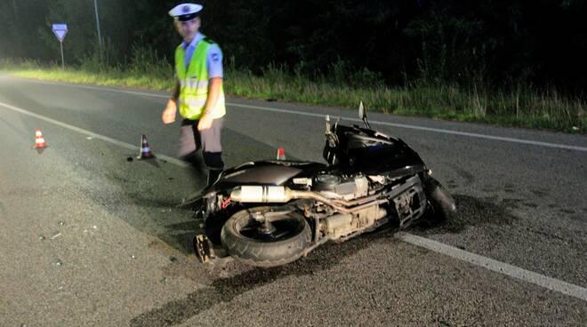 incidente via trieste 23-07-2019