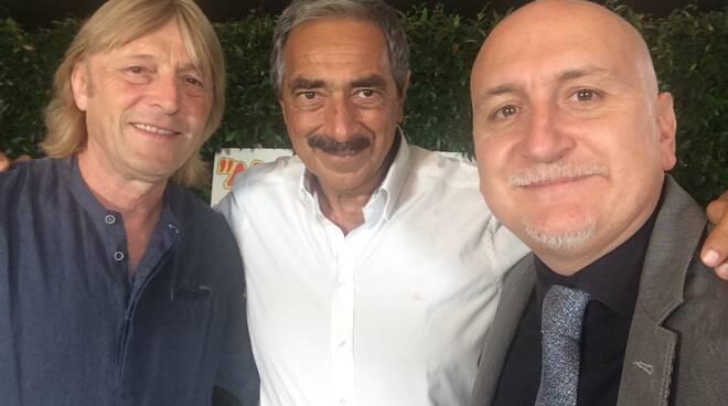 Moreno Conficconi e Marino Bartoletti