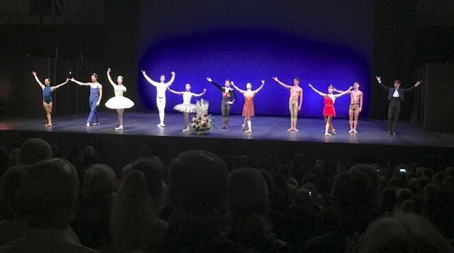 Ravenna Festival. Les Étoiles della danza al Pala De André