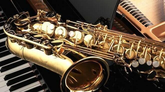 sax e pianoforte - Musica