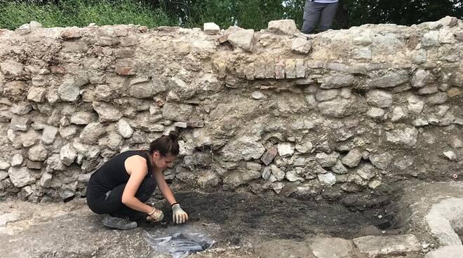 scavi di Rontana