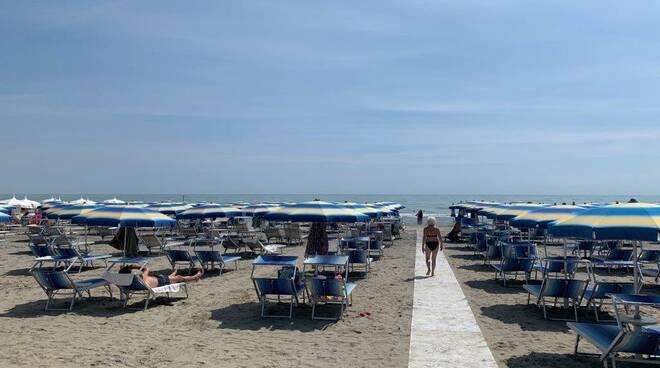 spiaggia - mare - Cervia Milano Marittima