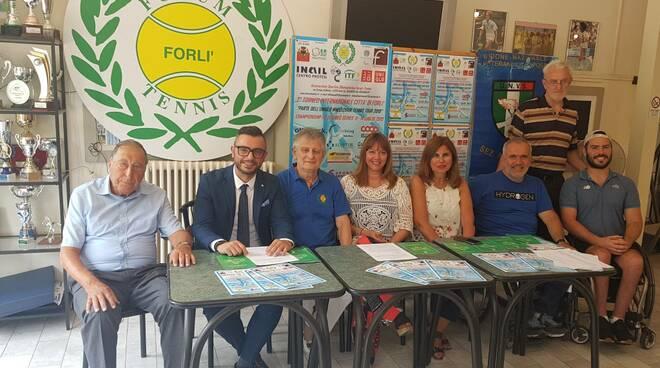 Tennis paralimpico Forlì