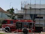 Vigili del fuoco Via Sant'Alberto