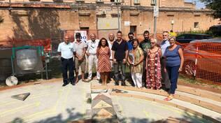 Aperto il cantiere per la posa del labirinto in mosaico nel giardino del carcere di ravenna