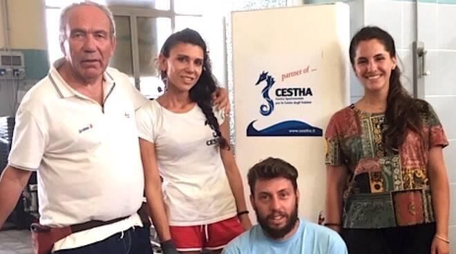 Cestha a Marina di Ravenna