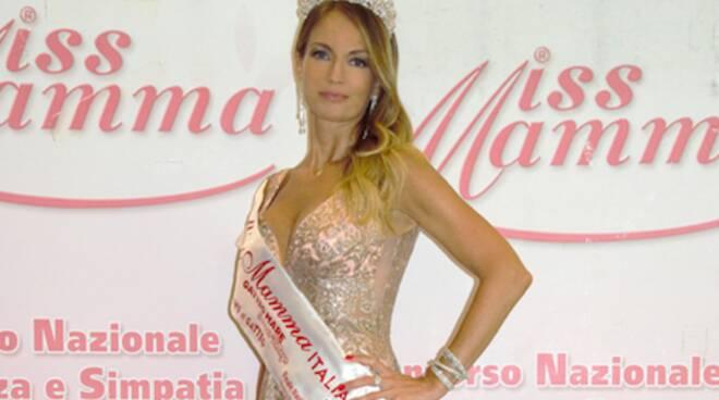 """Emanuela Bonamin """"Miss Mamma Italiana 2019""""."""