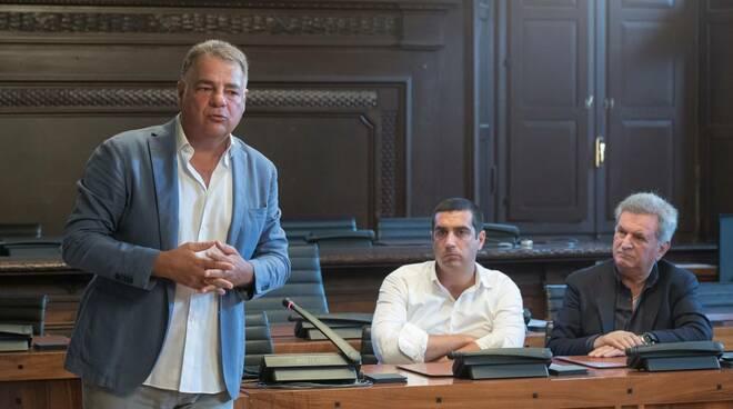 Giorgio Bottaro Direttore Generale della Conad Olimpia Teodora Ravenna
