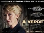 il verdetto locandina film
