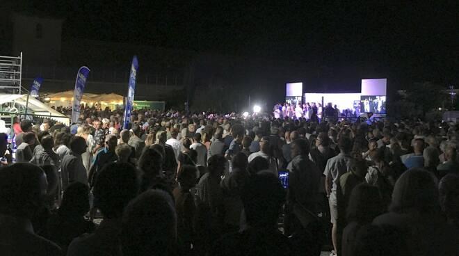 Matteo Salvini alla Festa della Lega a Cervia - 2 agosto