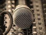 microfono canzone