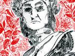 Mostra il volto di Dante