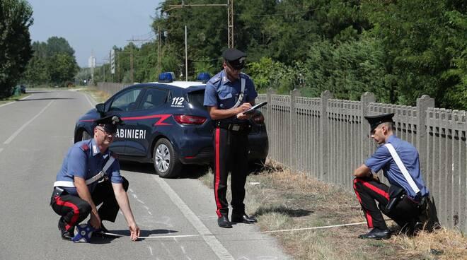 Omicidio stradale Cervia 11 agosto 2019