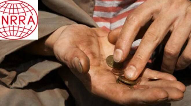 povertà unrra