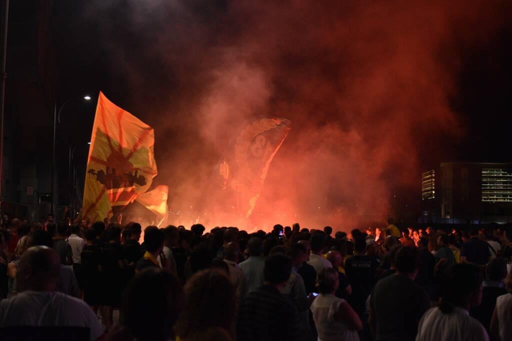 Ravenna FC al Darsenale