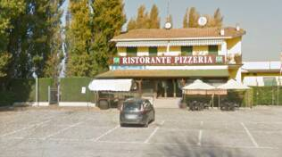 ristorante pizzeria 'Cz' di via Basilica