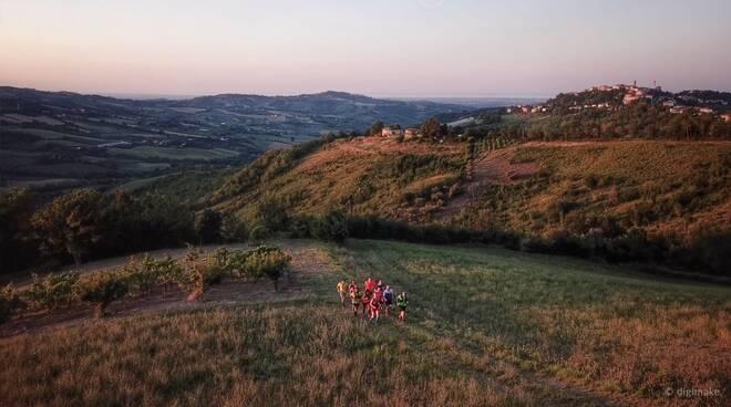 Trail del Rubicone