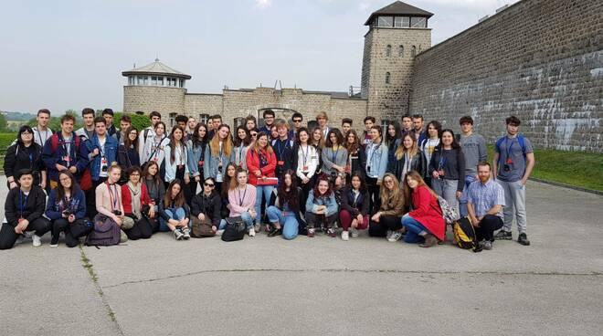Viaggio studio Austria - Mauthausen