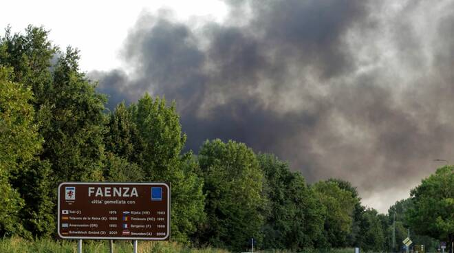 Liverani (Lega): incendio Lotras, interrogazione in Regione