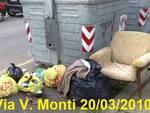 Via Vincenzo Monti a Ravenna