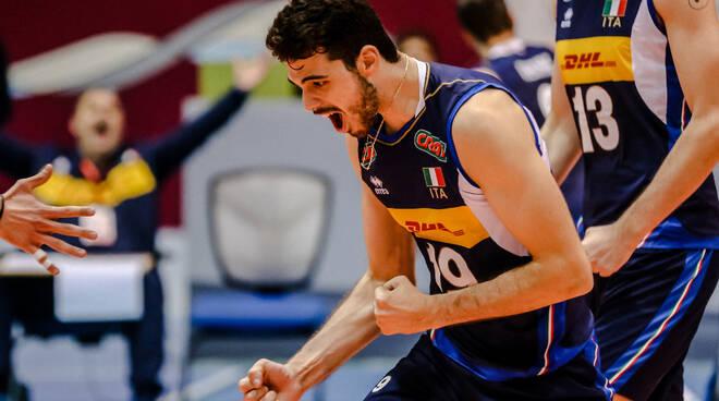 Volley Daniele Lavia