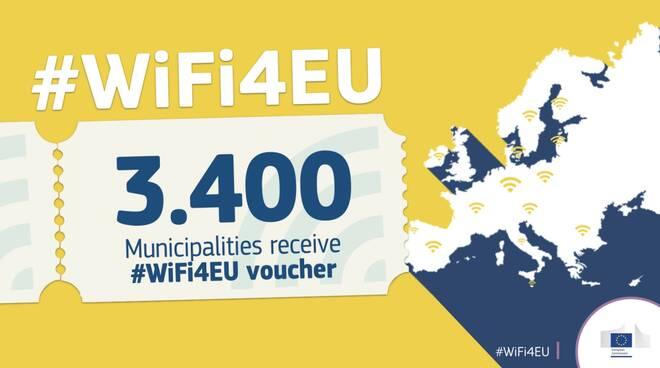 wifi bando europeo