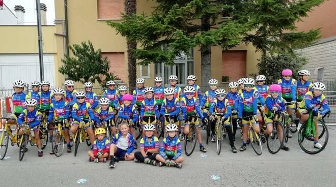 11° Memorial Secondo Pantieri - pedale azzurro rinascita