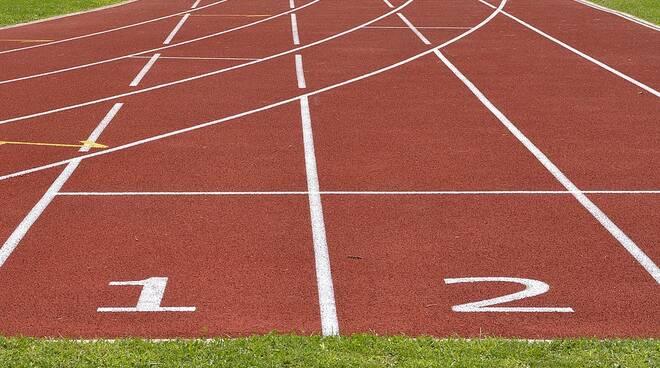 atletica leggera pista