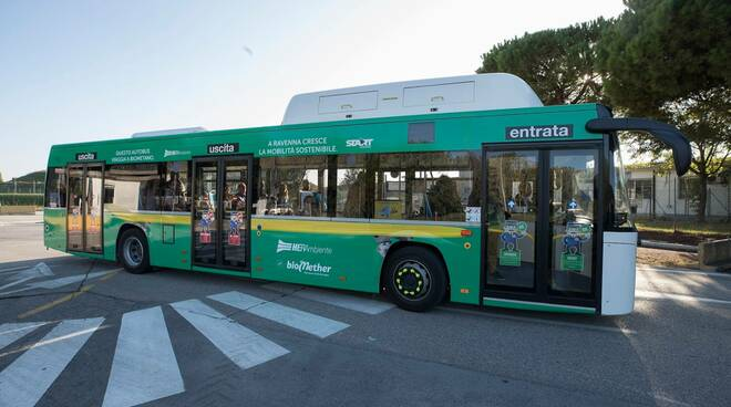 autobus a biometano