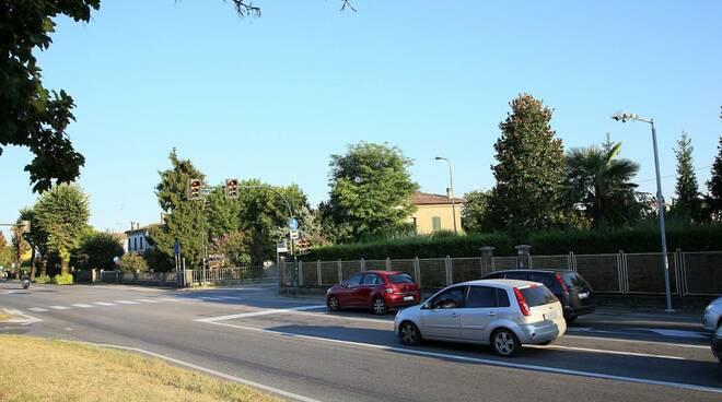 Bagnacavallo Incrocio San Vitale-via Boncellino: oltre cento multe