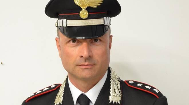 Cap. Massimo Esposito neo Comandante Nucleo Investigativo Comando Provinciale Carabinieri Ravenna