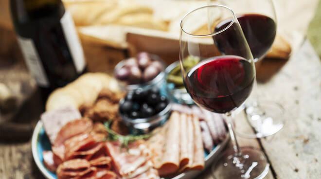 cibo - vino