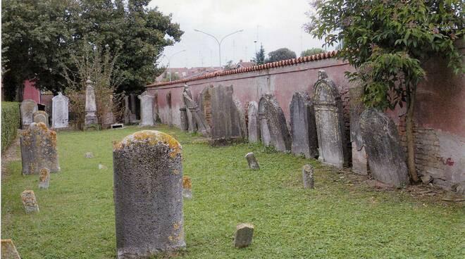 cimitero ebraico di Lugo