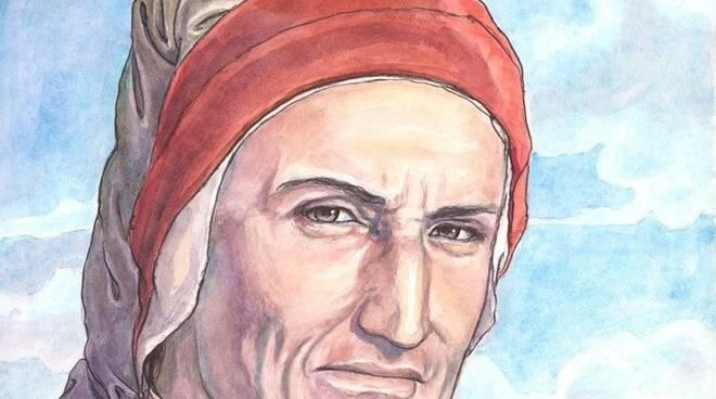 Dante by Manara