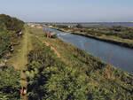 fiume lamone capanni